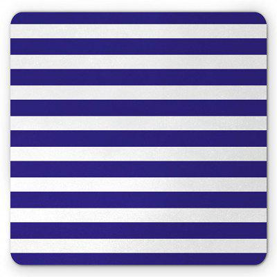 Blue Grains Game Office Thicker Non Slip Decorated Mouse Pad