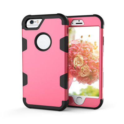 5.5 Shockproof Full-body Protective Hard Phone Case for iPhone 6