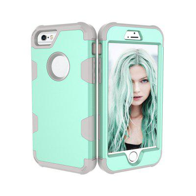 4.7 Shockproof Full-body Protective Hard Phone Case for iPhone 7