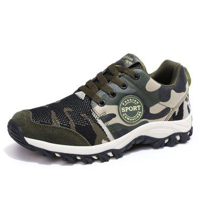 ZEACAVA Camouflage Trend Shoes