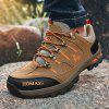 ZEACAVA Outdoor Mountaineering Large Size Shoes - DARK KHAKI