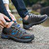 ZEACAVA Outdoor Mountaineering Large Size Shoes - GRAY DOLPHIN