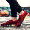 ZEACAVA Trendy Sports Cushion Running Shoes - RED