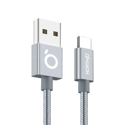 NORTHJO Type-C to USB Charging Data Cable-100cm