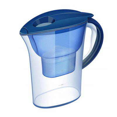 Water Filter Kettle 2.5L Antibacterial Purifier Pitcher Water Strainer Cup