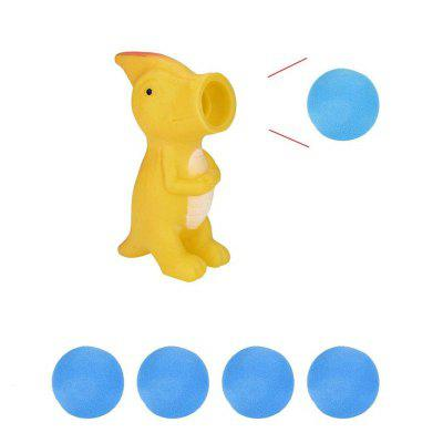 Popper Squeezable Foam Ball Shooter Spielzeug