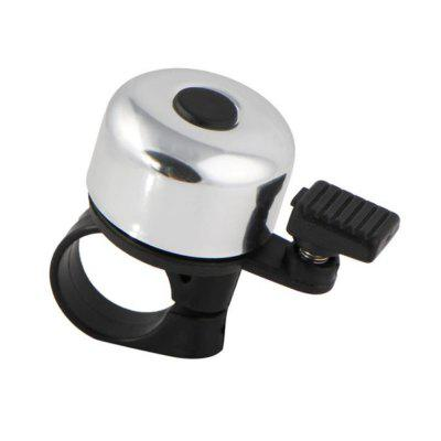 Bike Bell For Safety Cycling Bicycle Handlebar Metal Ring Black Horn Sound Alarm