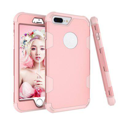 5.5 Shockproof Full-body Protective Hard Phone Case for iPhone 8