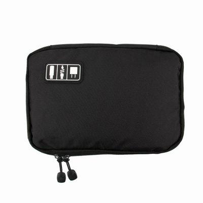 Universal Cable Organizer Bag for Travel and Houseware Storage