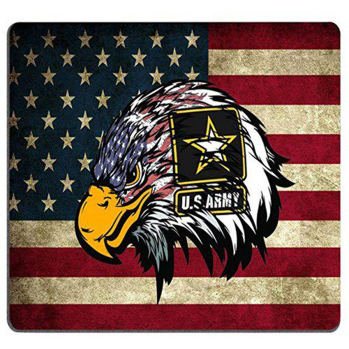 Mouse Pad Us Army Cool American Flag Eagle Custom Design Gearbest
