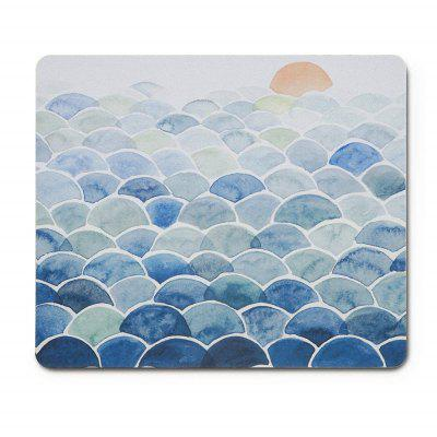 Custom Original Sunsise Nature Series Mouse Pad