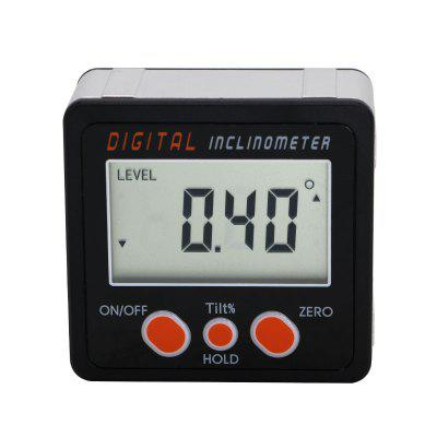 Electronic Protractor Box Magnetic Angle Level Angle Gauge