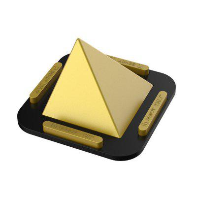 Pyramid Bracket Multi-slip Silicone 4 Angle for iPhone X