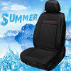 Seat Cover Refrigeration Blowing Cooling Smart Car Seat Cushion - BLACK