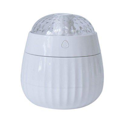 Large-Capacity USB Scented Crystal Dream Projection Multi-Function Humidifier