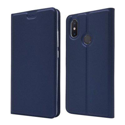 Custodia per Xiaomi Mi 8SE Card Holder Magnetic Full Body Solid Hard in pelle PU