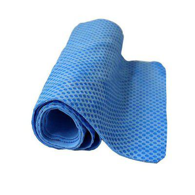 80X17CM High Quality Outdoor Sport Ice Cold Cool Enduring PVA Towel