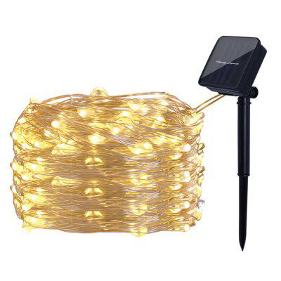 Solar String Lights 100 LED Fairy 10M Outdoor Indoor Decorative