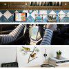 Nano Technology  Powerful Strong Glue Sticker Mobile Phone Stand Holder - MULTI-A