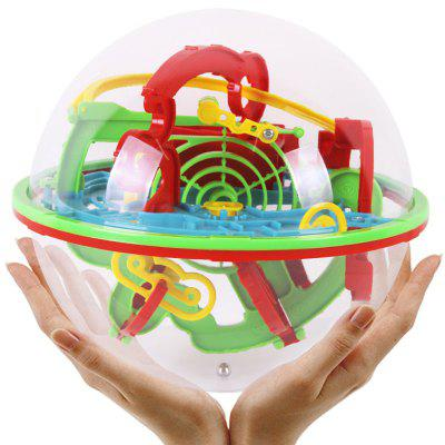 Funny Magical Intellect Maze Ball Educational Toy