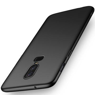 for OnePlus 6 Case Ultra-Thin Material Slim Full Protection Back Cover