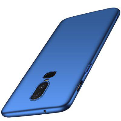 para OnePlus 6 Case Ultra Thin Material Slim Full Protection Contraportada