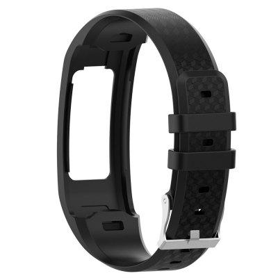 Large Size Silicone Wrist Strap Replacement Watch Band for Garmin Vivofit 1/2