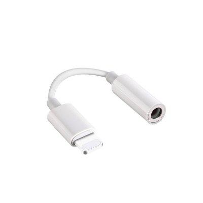 3,5 mm-es Jack Aux fülhallgató audió adapter kábel iPhone 7/7 Plus / 6 Plus-hoz