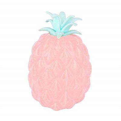 Jumbo Squishy Cute Pineapple Creamy Scent for Kids Pressure Stress Relief Toy