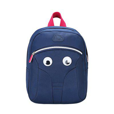 OIWAS Child Girl Boy Backpack Waterproof Rolling School Student Suitcase