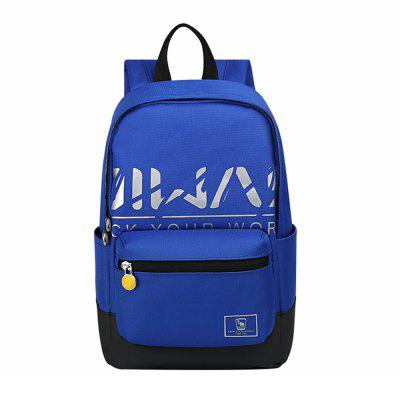 OIWAS Child Girl Boy Backpack Waterproof Travel School Student Suitcase Pack