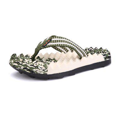 Beach Trend Nieuwe Herenschoenen Casual Wild Thick Bottom Flip-Flop