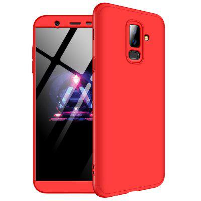 Case for Samsung Galaxy J8 Shockproof Ultra-thin Full Body Cover Solid Hard