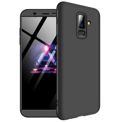 Mobile Phone Case 360 Degree All-inclusive Frosted for Samsung  Galaxy J8 2018