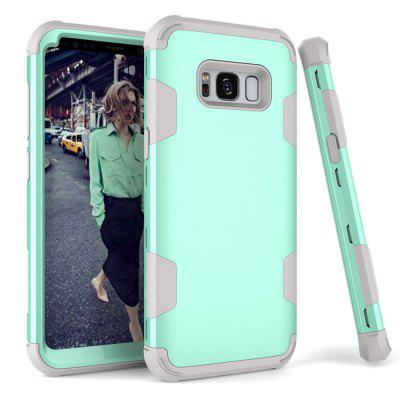 Shockproof Full-body Protective Hard Phone Case for Samsung S8