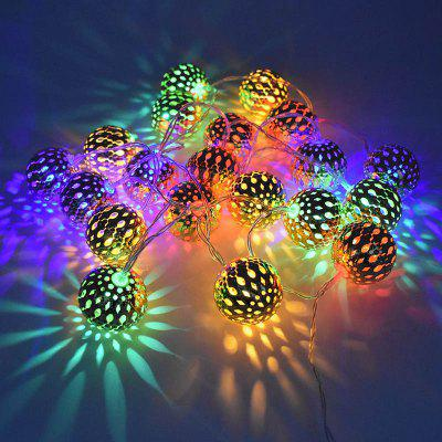 LED String LED Lights Christmas Tree Decoration Moroccan String