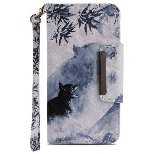 hot sales a1faa 39abf For iPhone 8 Plus 7 Plus Target Tiger Painting Phone Case