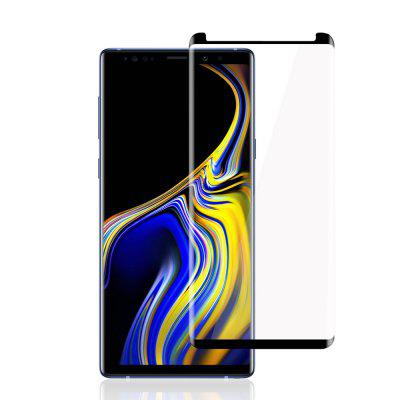 JOFLO 3D Curved Surface Tempered Glass Protector for Samsung Galaxy Note 9