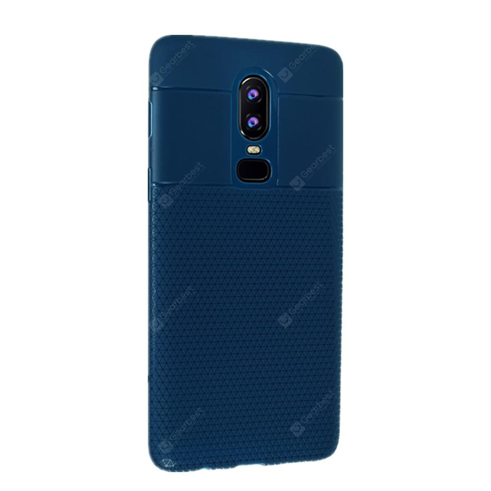 Cover Case for OnePlus 6 Luxury Shockproof Soft TPU Back