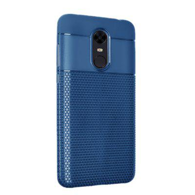 Cover Case for Redmi 5 Plus Luxury Shockproof Soft Silicone TPU Back