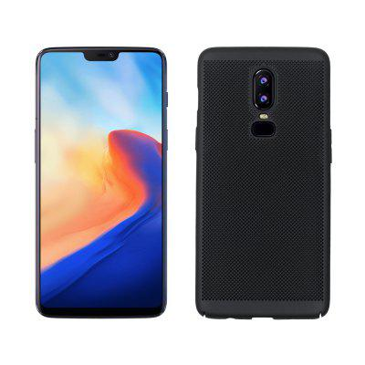 Case for Oneplus 6 Heat Dissipation Ultra-Thin Back Cover