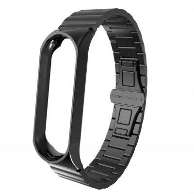 Luxury Stainless Steel Bracelet Watch Band Strap for XiaoMi Mi Band 3