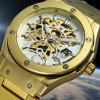 Forsining Men Fashion Personality Shell Automatic Mechanical Watch - MULTI-D