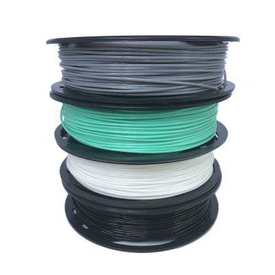 CCTREE 3D Printer PLA 1.75mm Filament 4pcs
