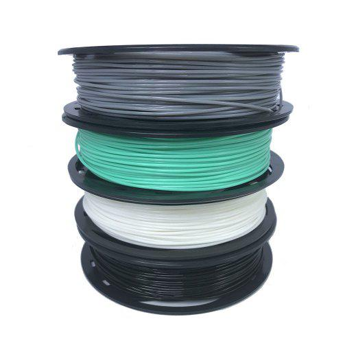 CCTREE 3D Printer PLA 1.75mm 4 Color Pack For Creality CR10S Ender 3 Finder