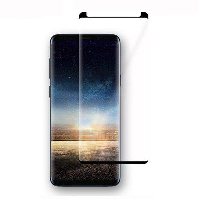 2PCS Screen Protector for Samsung Galaxy Note 9 HD 3D Arc edge Tempered Glass