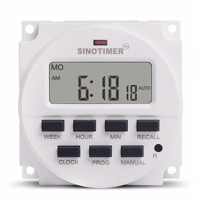 12v programmable memory plant yard lamp timer automatic cycle time controller - Lamp Timer