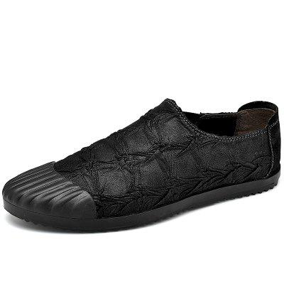 Zapatos nuevos para hombres Trend Trend Driving Shoes Slip-on