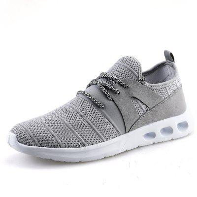 Neue Sportschuhe Breathable Flying Woven Fashion Casual Herrenschuhe