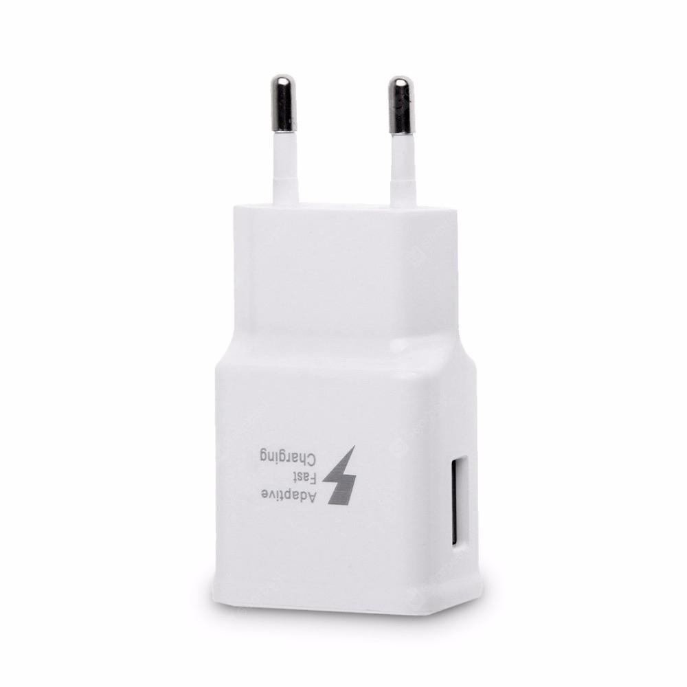 USB 5V / 9V Fast Charging Travel Wall Powe Adapte for Samsung Mobile Phone